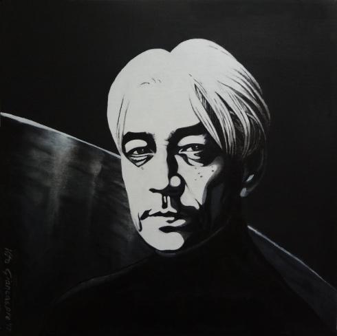 Ryuichi Sakamoto Portrait 2016-17